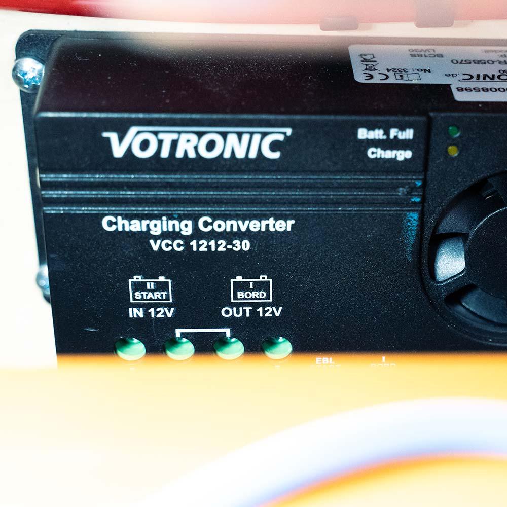Ladebooster von Votronic